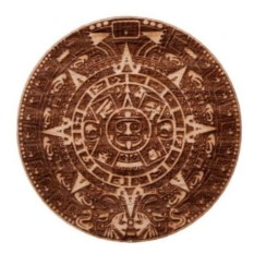 Значок WafWaf Календарь ацтеков