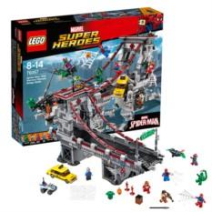 Конструктор Lego Spyderman: Последний бой воинов паутины