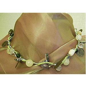 Ожерелье «Лазурный берег»