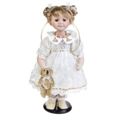 Фарфоровая кукла Маленькая принцесса
