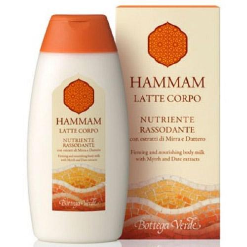 Молочко для тела «Хаммам» Bottega Verde