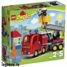 Конструктор Lego Duplo Мой первый пожарный грузовик