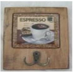 Коллаж Кофейный аромат с крючком