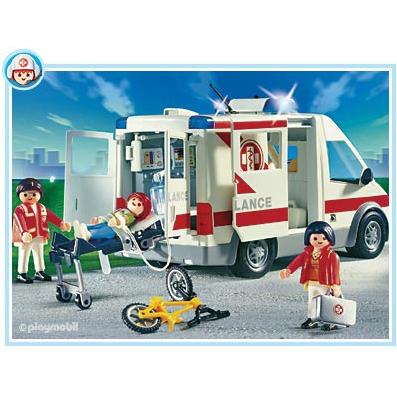 Игрушка Карета скорой помощи