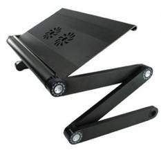 Раскладной столик для ноутбука с вентилятором