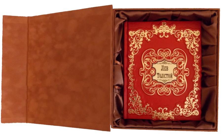 Подарочное издание «Севастопольские рассказы. Казаки»