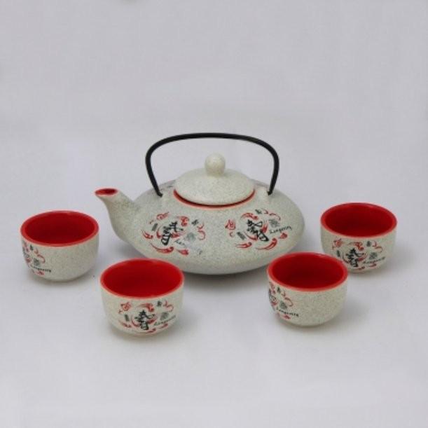 Набор для чая Добрые пожелания (4 персоны)