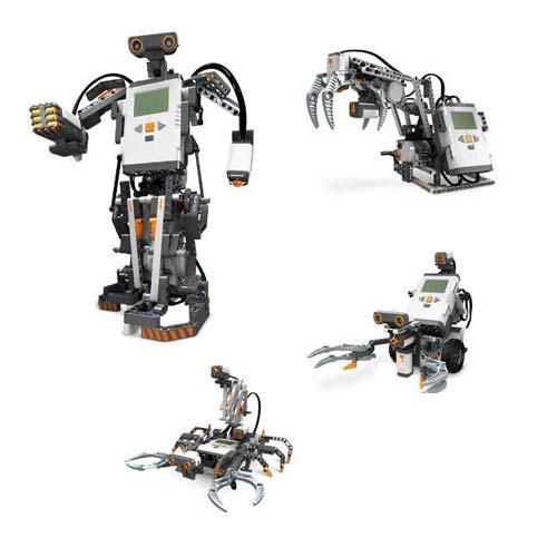 Набор Lego Mindstorms NXT