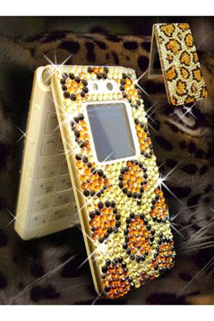 Samsung Swarovski E870 «Леопард»