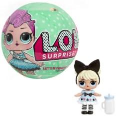 Кукла-сюрприз LOL в шарике (вторая серия)