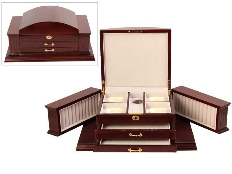 Шкатулка для ювелирных изделий 46*29*21 см.