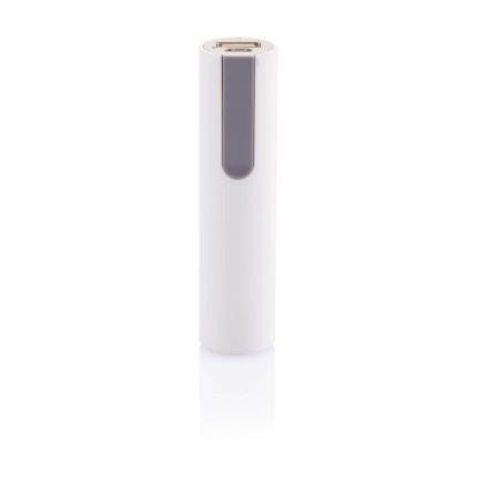 Белое зарядное устройство 2200 мА/ч