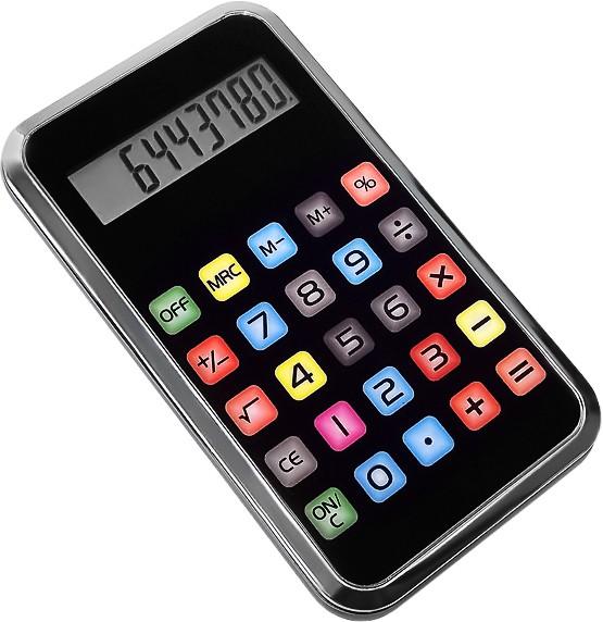 Калькулятор в виде «Айфона»