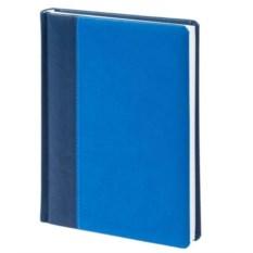Недатированный ежедневник Norma (цвет — сине-голубой)