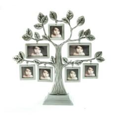 Фоторамка-дерево на 7 фото
