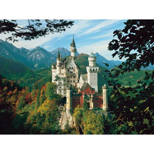 Пазл «Замок»