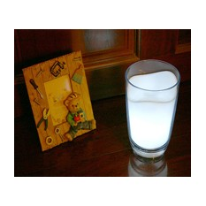 Светильник Стакан молока