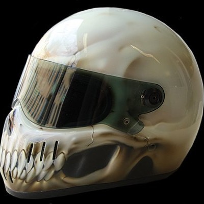 Сертификат: Аэрография на шлеме или сноуборде