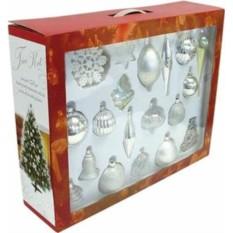 Набор новогодних елочных украшений