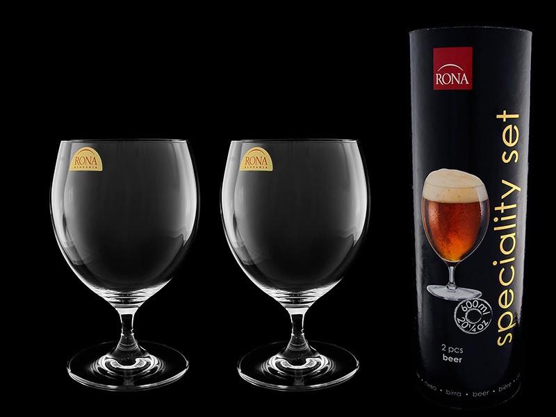 Набор бокалов для пива в тубусе Spesiality set