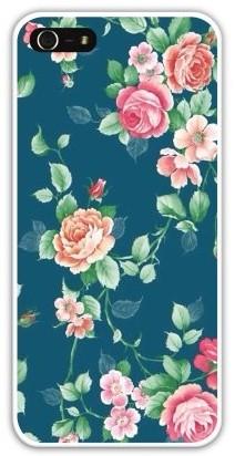 Чехол-накладка для iphone 5/5S, розы
