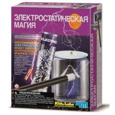 Детский набор ученого Электростатическая магия