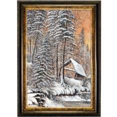 Картина «Таёжный пейзаж»