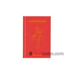 Записная книжка Passport Fashionista от teNeues