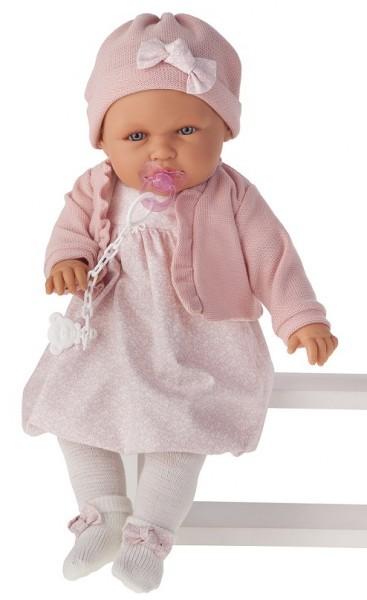 Озвученная кукла Роза