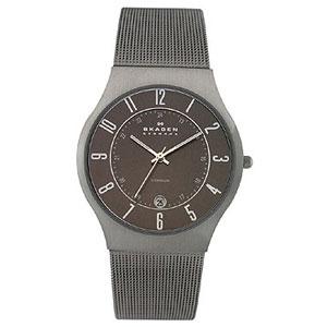 Мужские наручные часы Skagen Titanium
