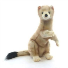 Мягкая игрушка Японский горностай Hansa