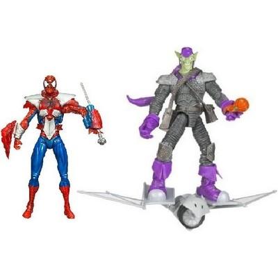 Набор из фигурок Spider-Man & Green Goblin