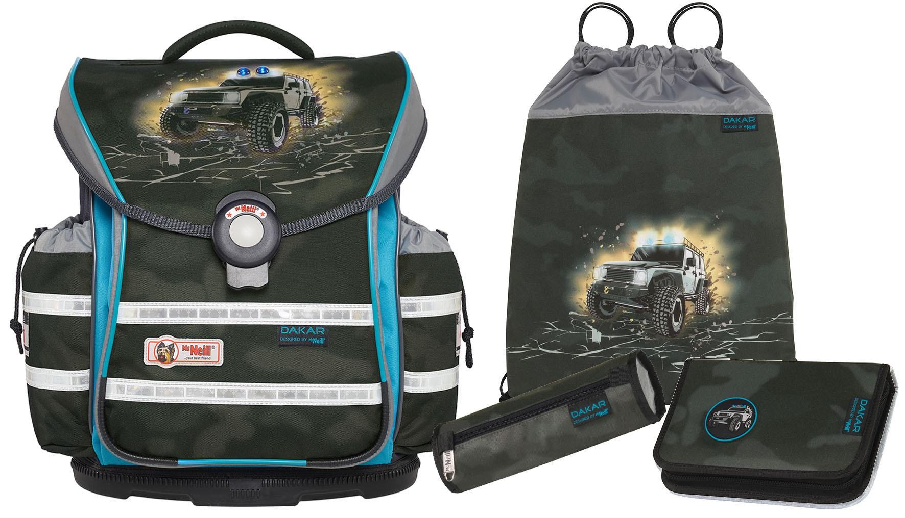 Школьный рюкзак ERGO Light PLUS Дакар
