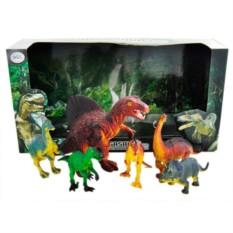 Игровой набор динозавров Megasaurs (HGL)