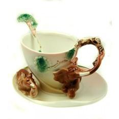 Подарочный чайный набор Слоники