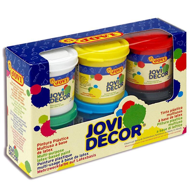 Краска акриловая «Декор» Jovi