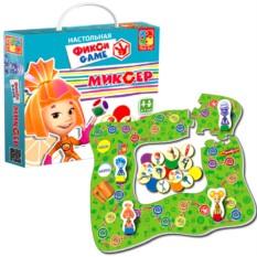Детская настольная игра «Фиксики. Миксер»
