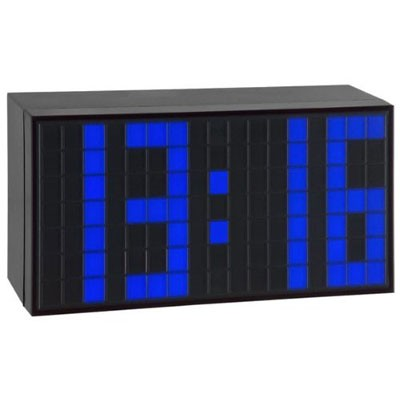 Часы-будильник электронные Time Block