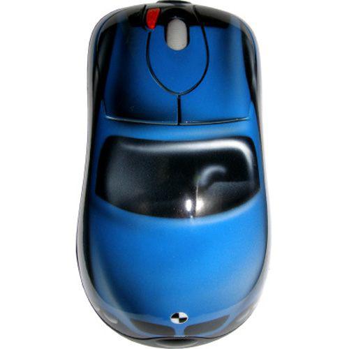 Мышь оптическая «БМВ» синяя