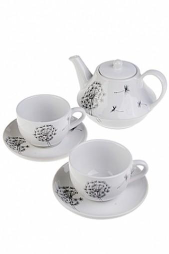 Набор чайный Одуванчики (2 персоны)