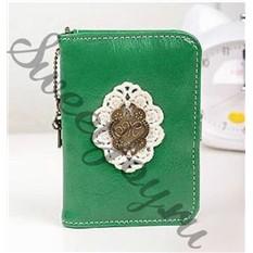 Держатель для карточек Lace Card (Зеленый)