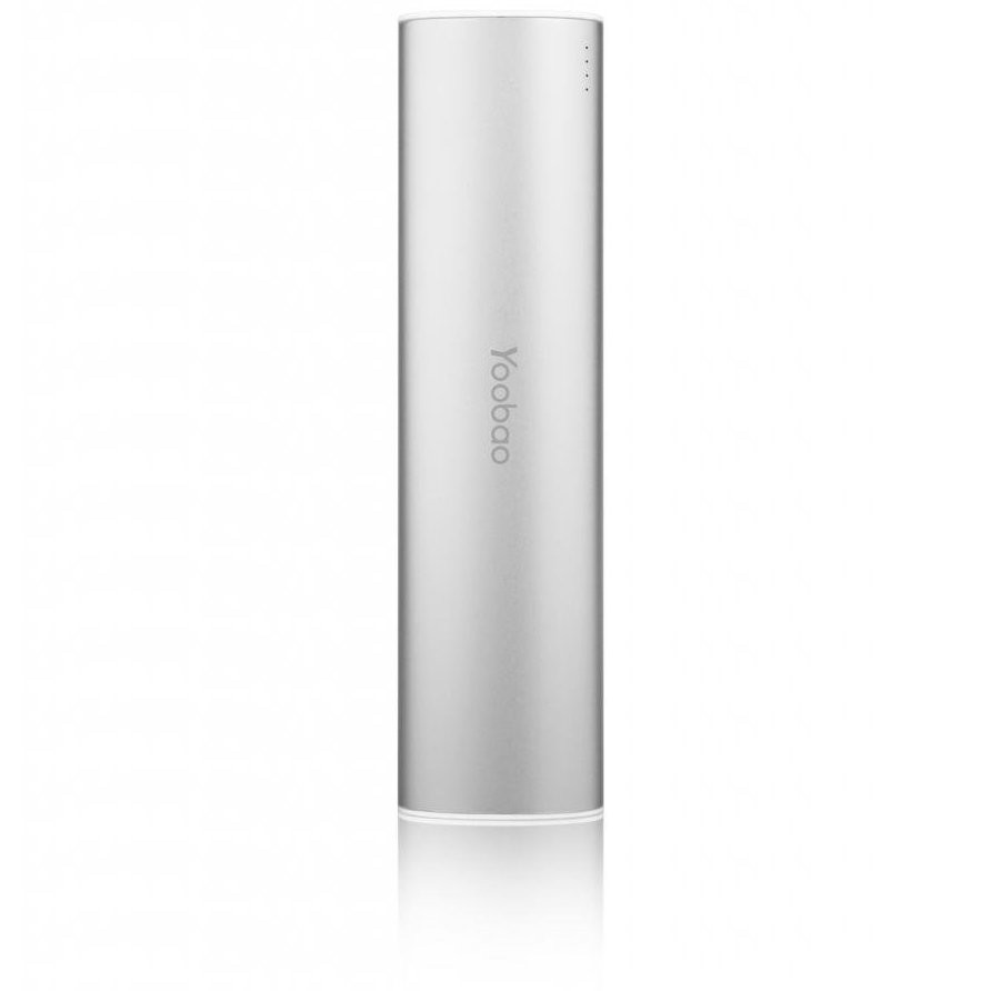 Внешний аккумулятор Yoobao 10400 mAh YB-6014 Silver