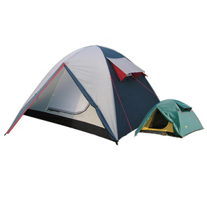 Палатка трехместная Canadian Camper IMPALA 3