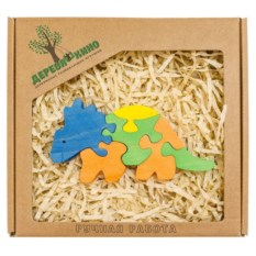 Развивающая игрушка Бронтозавр 2