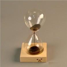 Песочные часы с магнитной стружкой
