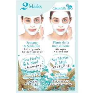 Очищающая маска Chantelle