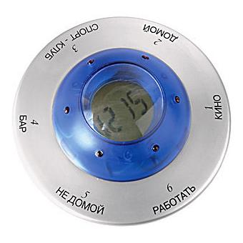 Часы с электронным десижн-мейкером