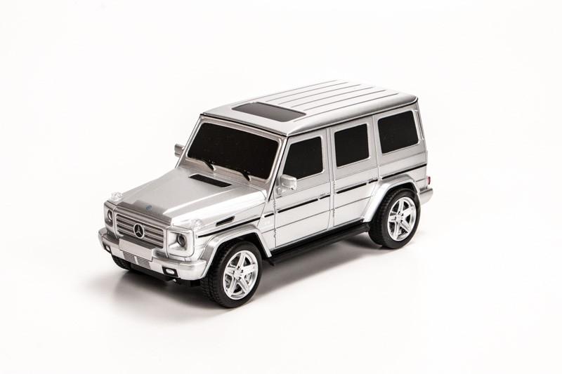 Модель автомобиля MZ 1:24 mersedes g55 27029