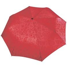 Зонт Magic с проявляющимся рисунком, красный