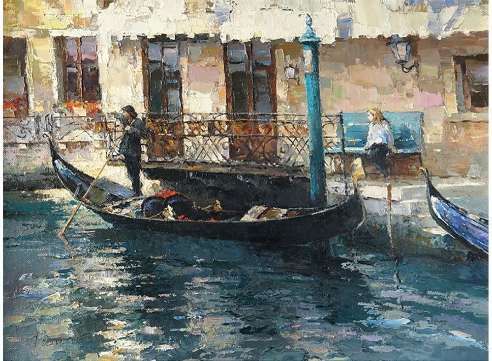 Картины по номерам «Отель Кавалетто. Венеция»